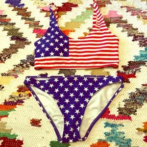July 4th Swim Suit